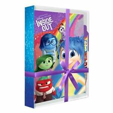 DISNEY Inside out Lockable Secret Diary Note Book With Pen Lock & Key