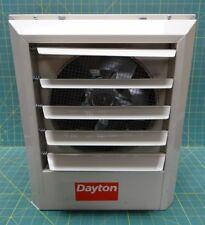 Dayton 3UF80 Electric Space / Room Heater 17, 060 BtuH 480V 60 Hz