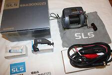 SHIMANO DENDOU-MARU 3000 EV-ELEKTROROLLE-MADE IN JAPAN-Nr 164