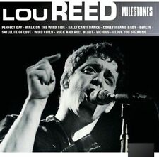 Lou Reed Milestones Greatest Hits Best Of NEW CD Perfect Day Berlin GIFT IDEA