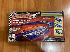 Playmates Speedeez Raceway 3000 Race Track Toy Playset 60217 Miniature Racing