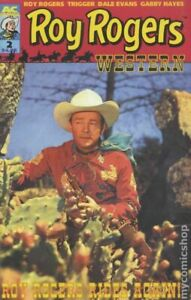 Roy Rogers Western #2 FN 1999 Stock Image