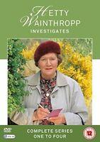 Hetty Wainthropp Investigates - Complete [DVD][Region 2]