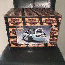 Harley Davidson Side Car Motorcycle Cookie Jar Vandor  Sidecar Free Shipping
