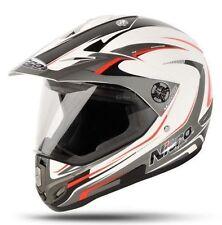 Nitro Off Road Dual Sport Motorcycle Helmets