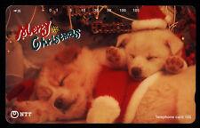 Phone card Japan NTT Dogs 231-280 D