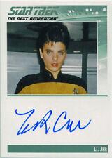 Star Trek TNG Portfolio Prints S2 Autograph Card Tracee Cocco as Lt. Jae