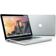 "Apple MacBook 13"" 2012 Pro A1278 Fast Laptop 500GB 4GB i5-3210m Mojave grado C"