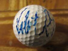 Robert Roy Autographed Signed Wilson ProStaff Golf Ball