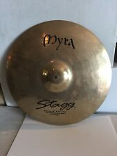 "Stagg Myra Hand Made 20"" Crash Rock Brilliant MY-CR20B"