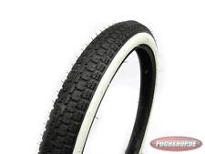 19 Zoll 2.25x19 Anlas NR-7 Reifen White wall Mofa Moped Puch MV VS
