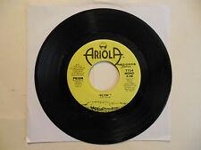 ALLEN HARLOW Flyin' ARIOLA RECORDS 45