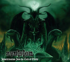 AVULSION Indoctrination Into the Cult.. CD RE-ISSUE