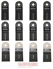 12 BLADE Mix B per Fein Multimaster, Bosch, Makita Oscillante Multitool