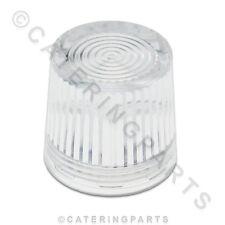 3270 VALENTINE ELECTRIC FRYER CLEAR BULB ROUND LENS CAP COVER PENSION 1 2 PARTS
