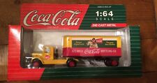 AHL  Hartoy Coca Cola Mack BM Truck American Flyer Semi Coke Atlanta Bottling Co