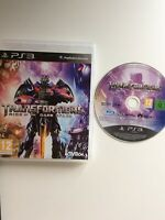sony playstation 3 ps3 Transformers Rise Of The Dark Spark