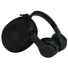 Beats by Dre Solo3 On-Ear Bluetooth Wireless Adjustable Headphones - Matte  Black 562bf3fd8