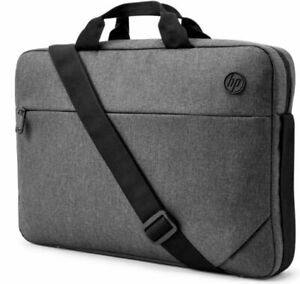 HP Genuine 15 15.6 Inch Prelude Gray Notebook Laptop NB Carry Bag Case 1E7D7AA