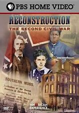 Reconstruction Second Civil War 0841887050043 DVD Region 1