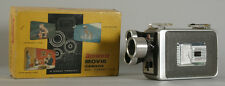 VINTAGE MOVIE CAMERA 8MM TURRET F/1.9