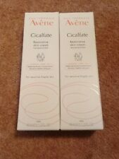 AVENE-CICALFATE RESTORATIVE SKIN CREAM-SENSITIVE/FRAGILE SKIN-2 X 40ML~LONG EXP