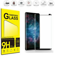 Samsung Galaxy Note 8 / 9 S9 S10 Plus Full Cover Tempered Glass Screen Protector