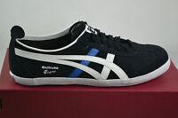 Asics onitsuka Tiger Mexico 66 Vulc wildleder Sneaker Schuhe shoes black