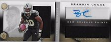 2014 Playbook Brandin Cooks RC Auto/Dbl Jersey Booklet/299