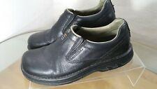 Merrell Men's US Size 8.5 World Legend Black Loafers Ortholite Slip On Shoes