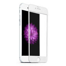 iPhone 7 / 8 Plus Tempered 5D Glass Screen Protector 9H Black / White SALE!