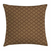 Damask Throw Pillow Cases Cushion Covers Ambesonne Accent Decor 8 Sizes