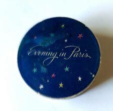 Bourjois Evening In Paris Face Powder Rachel No.2,OR ROSE INDIAN  2-5/8oz Sealed