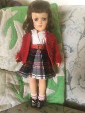 "Mary Hoyer Hard Plastic 14""  Doll Tagged"