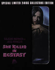 She Killed in Ecstasy (Blu-ray Disc, 2015, 2-Disc Set, Blu-ray/CD)