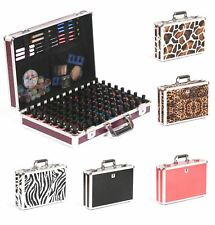 Nail Polish Case Storage Box by Urbanity Large Professional Varnish Organiser