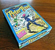 Adventure Peter Pan Board Game Disney's Family Spin Move Kid's Dice Play Players