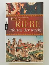 Brigitte Riebe Pforten der Nacht Historischer Roman Diana Verlag