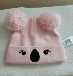 Winter hat Baby Girls Size S, Old Navy, color Pink.New.