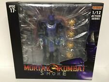 STORM COLLECTIBLES MORTAL KOMBAT CYBERNETIC SMOKE NYCC 2019