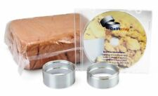 Delft Clay Casting Sand Kit Gold Silver Copper-Based Alloy Pewter Aluminum & DVD