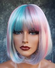 SHORT BOB COSTUME WIG HALLOWEEN PARTIES FANTASY *CLR ANGELS BREATH US SELL  365