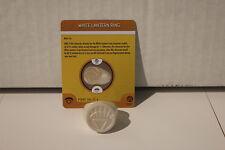 Heroclix DC guerre de lumière #ring blanc Lanterne relique le chiffres 301 R301