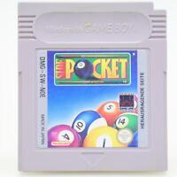 Side Pocket   Nintendo Game Boy Spiel   GameBoy Classic Modul   Gut