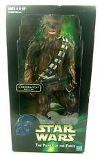 "Star Wars POTF2 12"" Inch Collectors Series Chewbacca MIB"