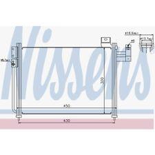 Nissens Kondensator, Klimaanlage Mazda 323 F Vi,323 S VI 94766 Mazda