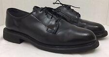 Capps Military Uniform Shoe Black Leather WELT Oxford Rita 90100 Size 9.5M USA