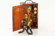Henry Crouch London Brass Microscope // 25225,164