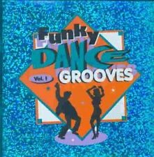 Funky Dance Grooves (1995) 1:Cheryl Lynn, D-Train, Temptations, Odyssey.. [2 CD]