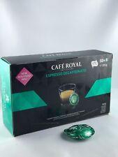 100 Stk Cafe Royal für Nespresso Pro Buisness Pads Espresso Decaffei 5,33€/100gr